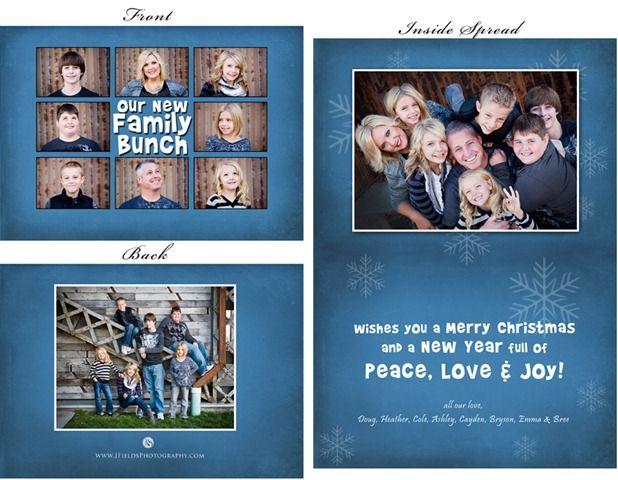 Jfieldsphotography Com My Family Family Holiday Cards Family Christmas Cards Funny Christmas Photos
