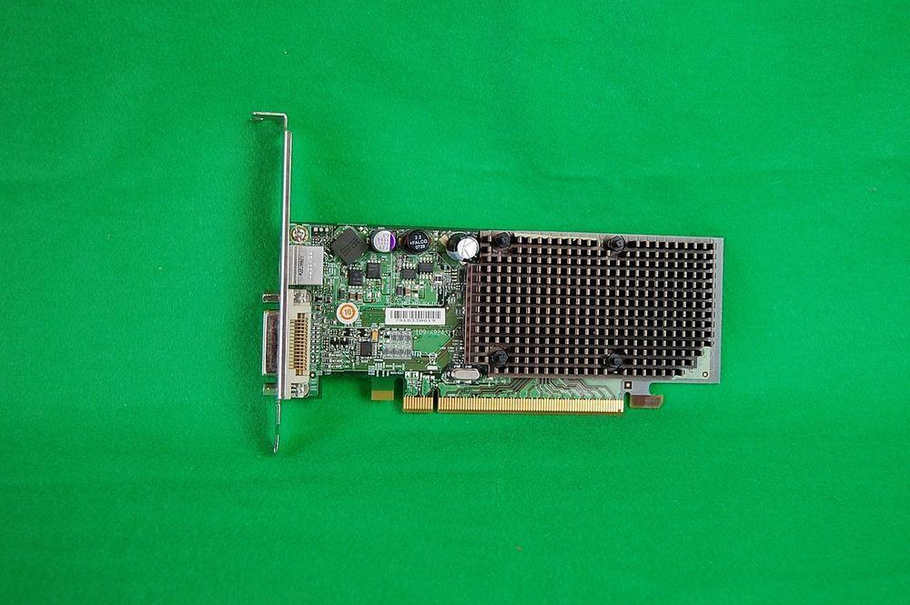 DELL//HP  ATI-102-A924 B Radeon X1300 256MB DDR PCI-E Video Card DMS-59
