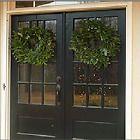 Wrought Iron Door 80 x 36 (M-35)