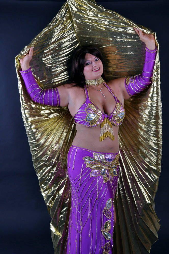 Egyptian Professional Belly dance Costume New Custom-made velvet Oriental Dress
