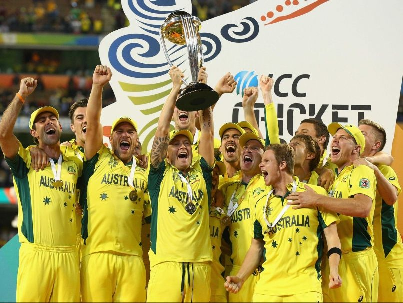 5ce52140e612 ICC Cricket World Cup - Final! Australia Becomes World Champs for the 5th  time!