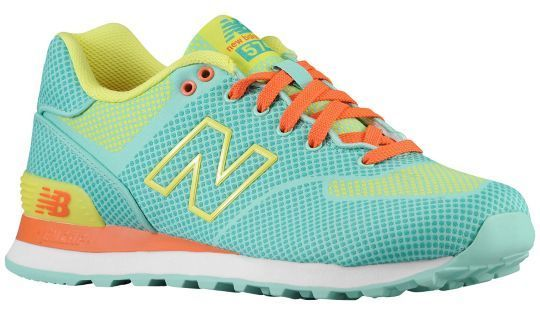 New Balance Women's Pop Safari 574 Sneakers WL574RP New With Box Authentic  | Box