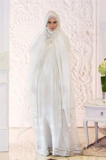 Model Gaun Pengantin Muslimah Terbaru Dan Syar I Hijab Styles Di