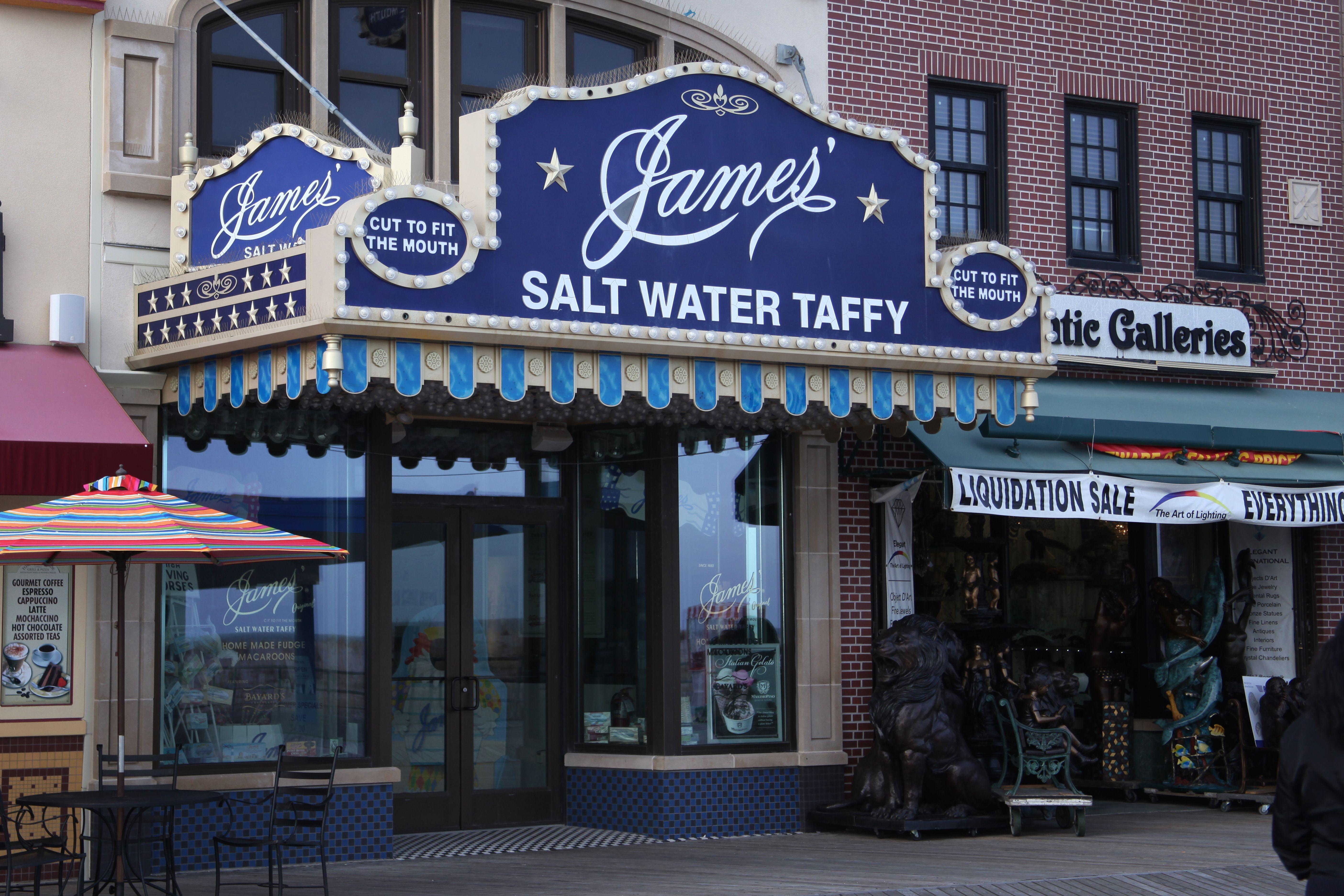 Atlantic City Salt Water Taffy Google Search Atlantic City Salt Water Taffy Stay The Night