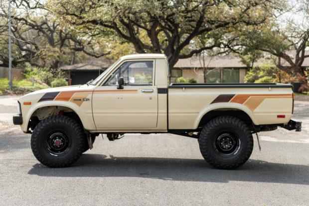 1983 Toyota 4x4 Pickup In 2020 Toyota 4x4 Toyota Pickup 4x4 Toyota