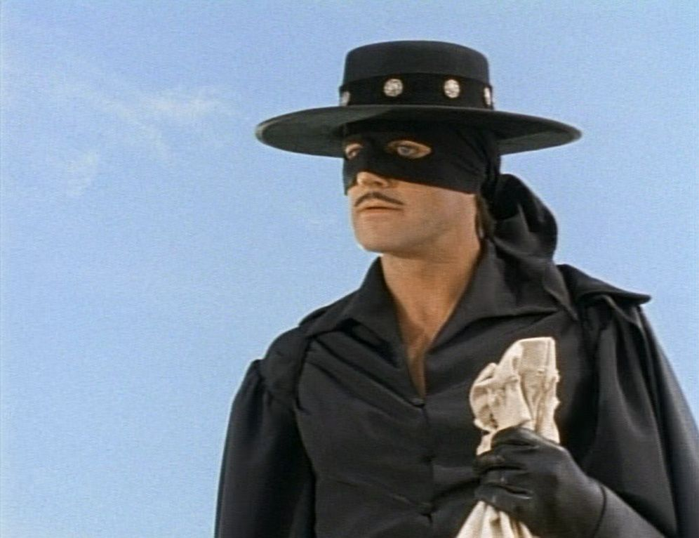 Duncan Regehr As Zorro Official Facebook Page For New World TV Series