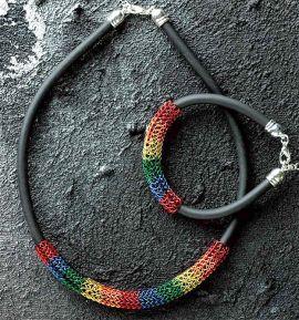 Wikingerstricken (kreativ.kompakt.) | Viking knit and Crochet