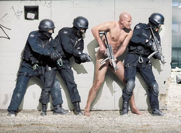 cops are better lovers than firefighters. spontaneous or planned attack