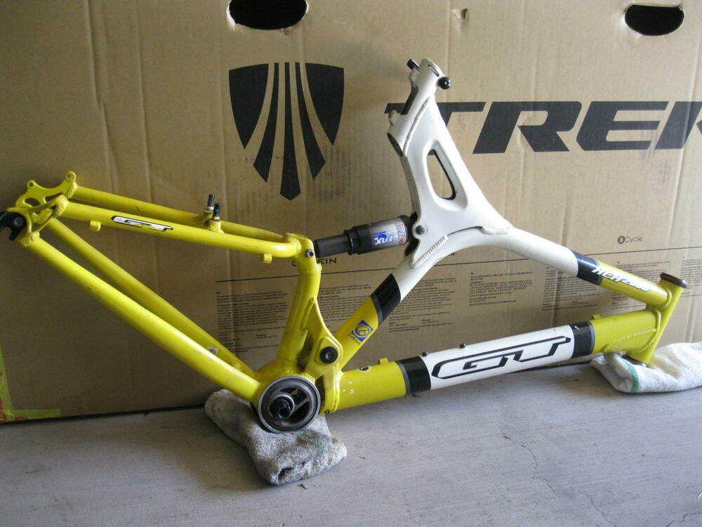 Ebay Sponsored Gt Xcr 2000 I Drive Aluminum Mountain Bike Frame W