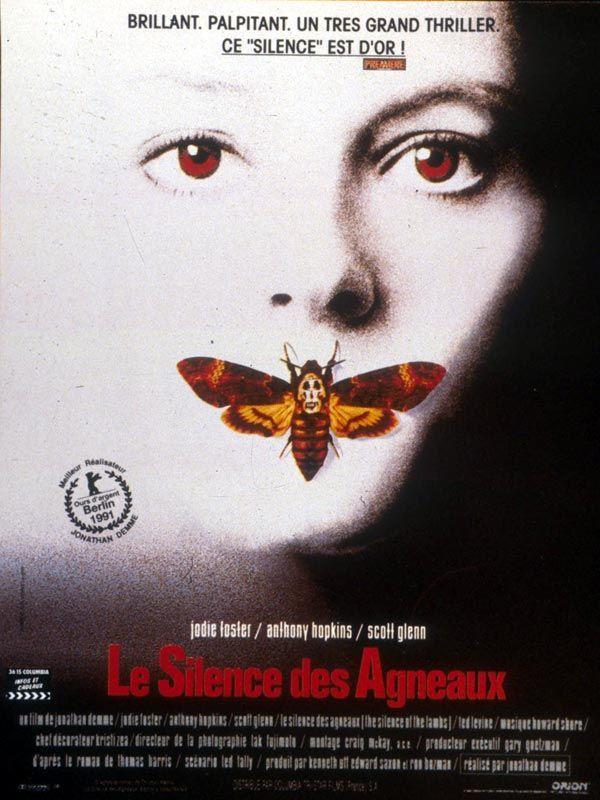 Le Silence Des Agneaux Est Un Film De Jonathan Demme Avec Anthony