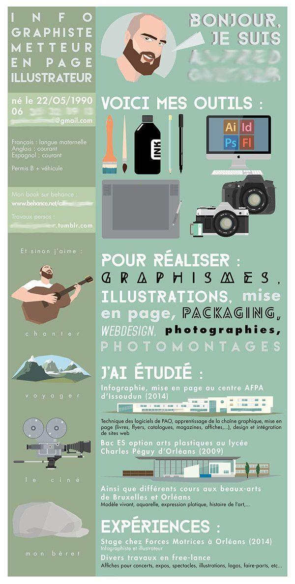 Impression Resume 2017 Cv Template Graphic Design Resume Cv Infographic Creative Cv