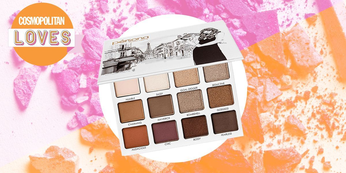 If You Have Brown Eyes, You Need This Eyeshadow Palette #browneyeshadow