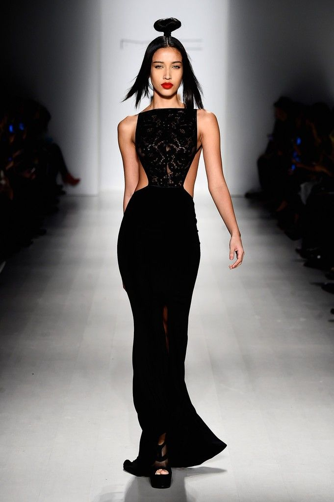 Highlights: Micheal Costello Fall 2015 #NYFW #ontheblog