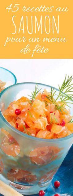 60 recettes de saumon pour se régaler