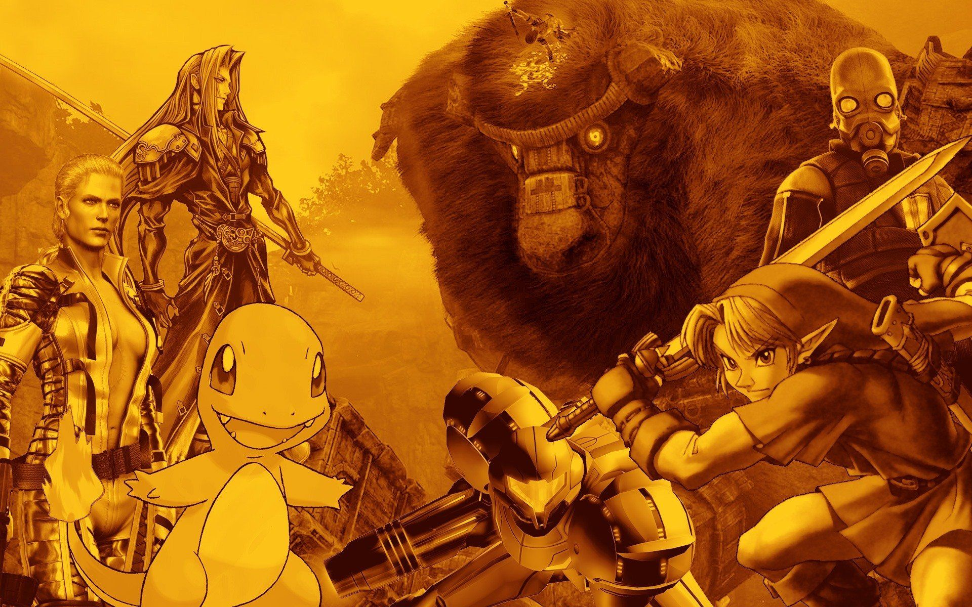 Top 100 Video Game Moments http