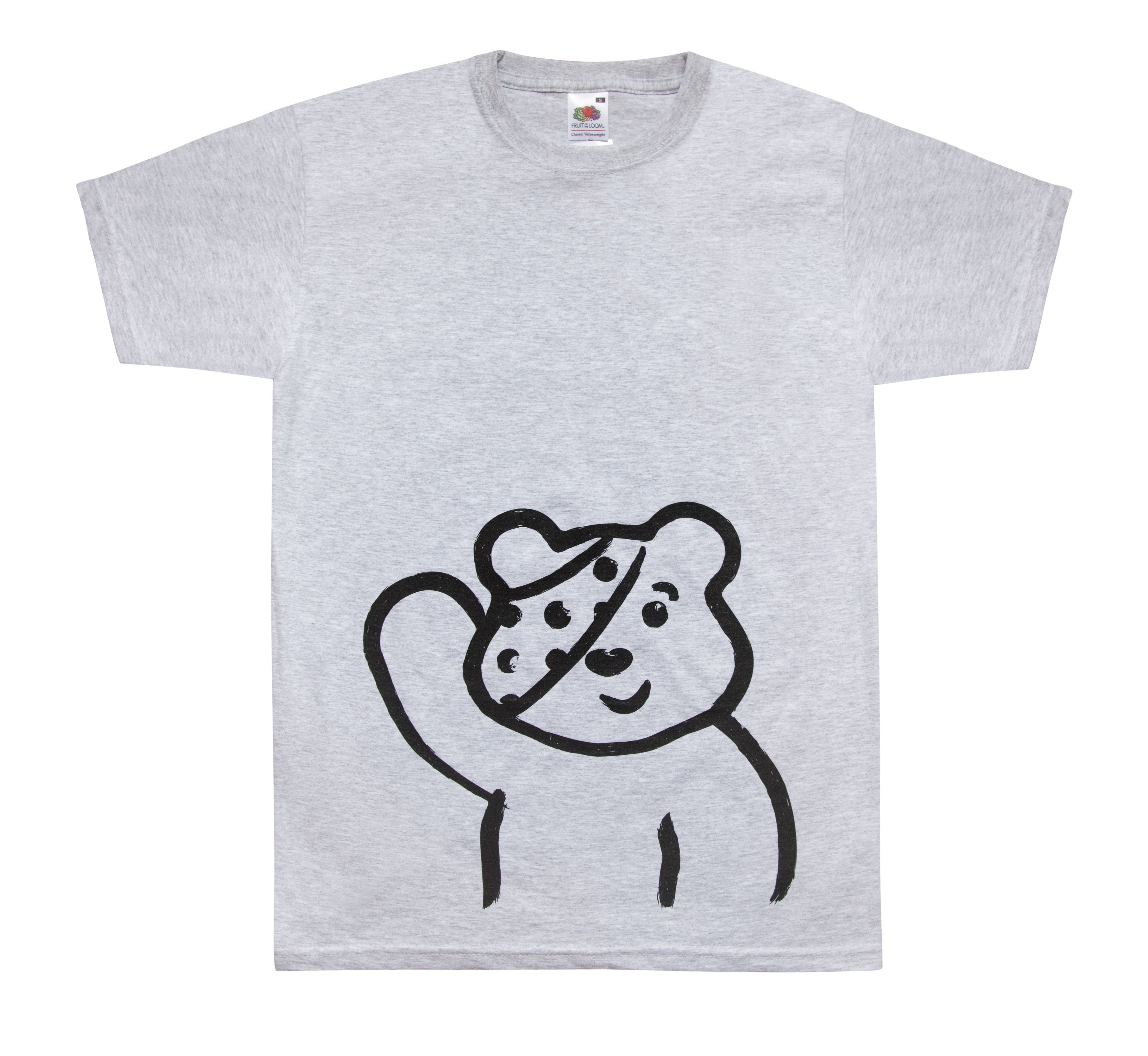 Now adults can look just as stylish as kids in the new Pudsey t ...