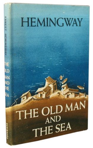The Old Man And The Sea.  Ernest Hemingway #ocean