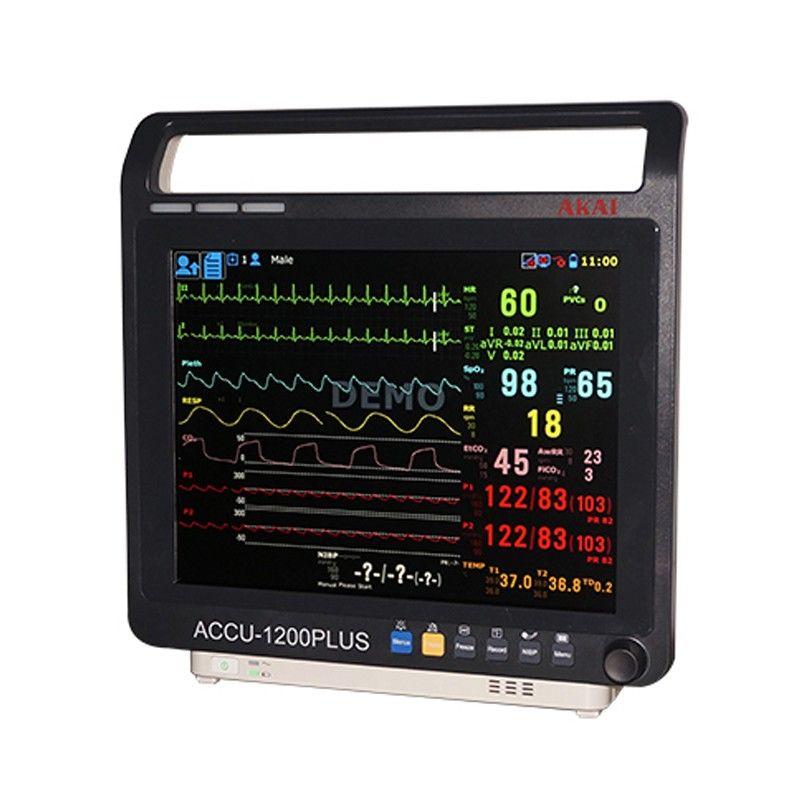جهاز قياس الوظائف الحيوية Accu1200 Plus Graphing Calculator Medical Otg