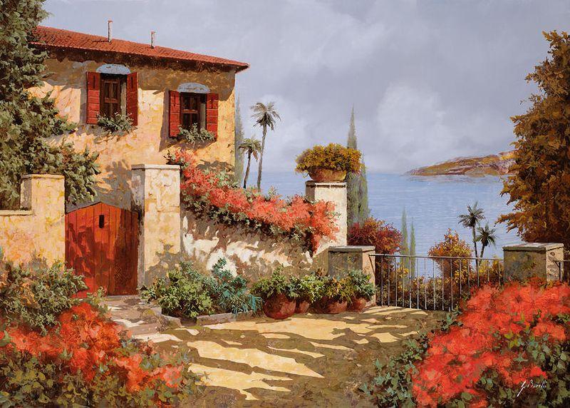 Постер картины итальянские пейзажи таблице приведены