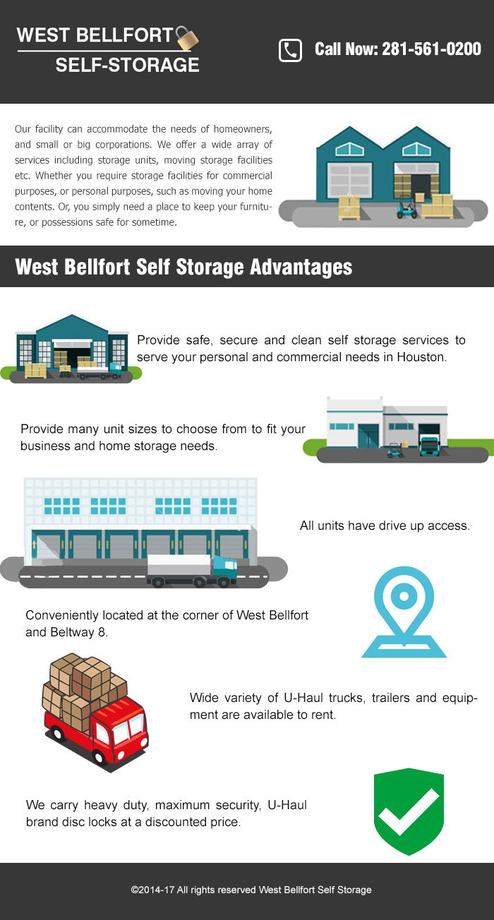 We at West Bellfort Self-Storage are a trusted and renowned name in Houston and provide self storage facilities at the best and most affordable ratu2026  sc 1 st  Pinterest & We at West Bellfort Self-Storage are a trusted and renowned name in ...