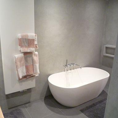 Badkamer kleur badkamervloer inspirerende foto 39 s en idee n van het interieur en woondecoratie - Badkamer kleur ...