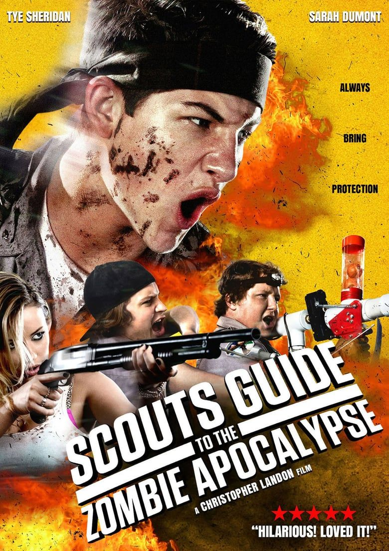 Scouts Guide to the Zombie Apocalypse pelicula completa repelis in 2020 |  Zombie apocalypse movie, Full movies online free, Zombie apocalypse