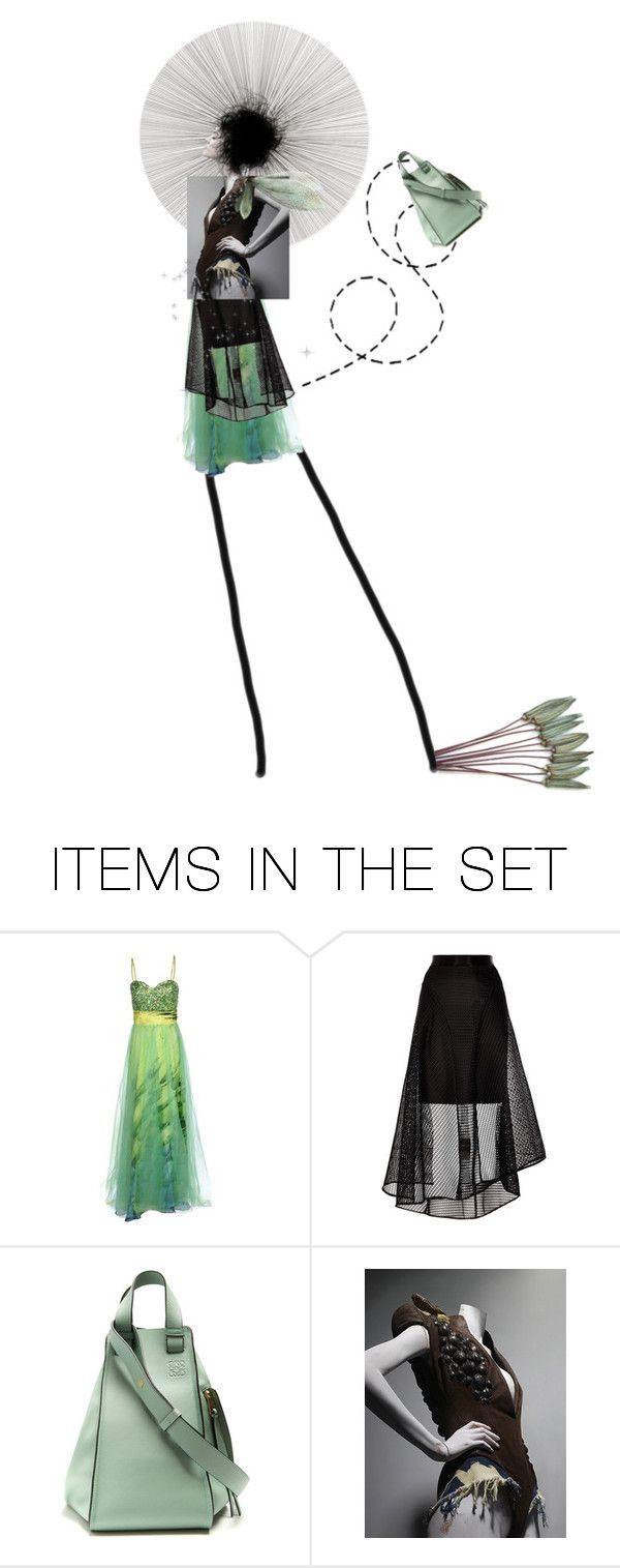 """""""Geen titel #1188"""" by danielle-suijkerbuijk ❤ liked on Polyvore featuring art"""