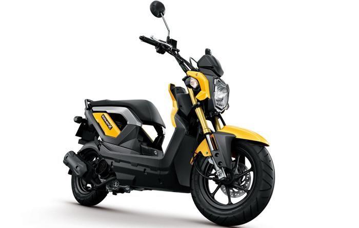 Motor Honda Zoomer X