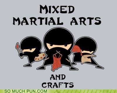 MMA ninjas