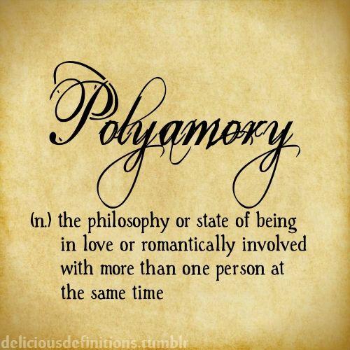 dating polyamorous girl