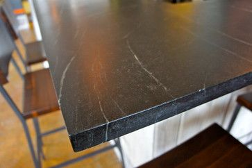 Superior Dorado Soapstone Installed Around Town   Contemporary   Kitchen Countertops    Austin   Latera Architectural Surfaces