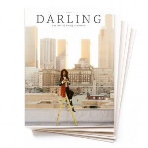 Darling Magazine- Fall 2013 issue available for pre-order