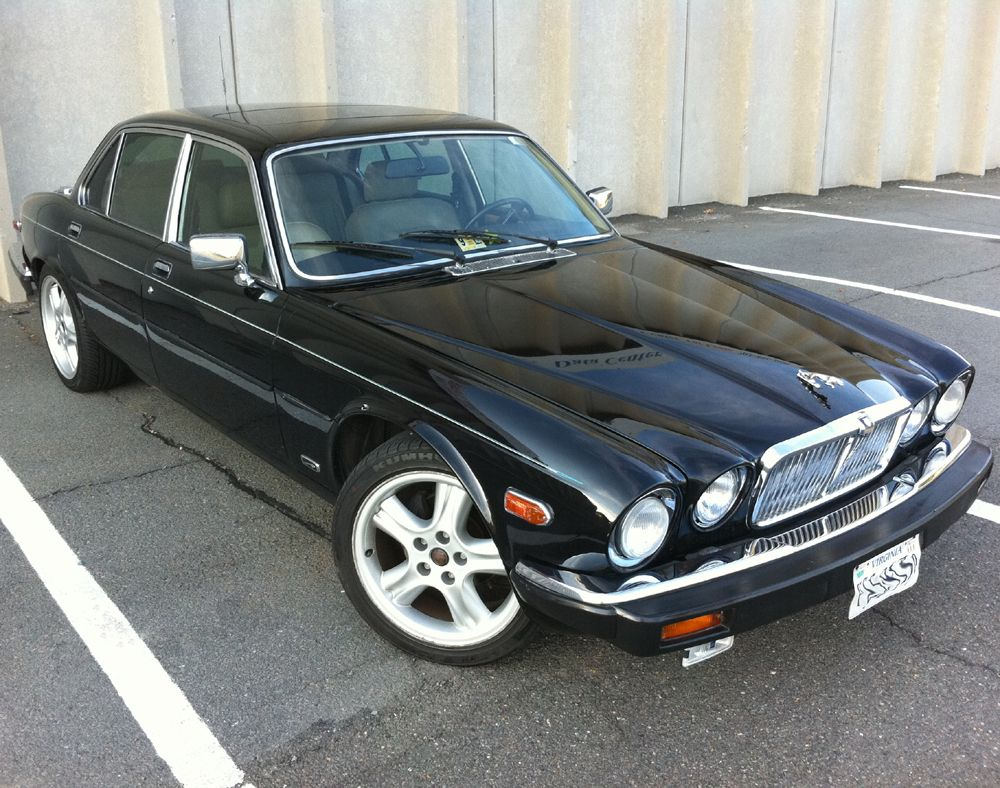 The same year Jaguar I had, 1986...just a little shinier than mine was lol. Loved it, would totally own a Jag again!