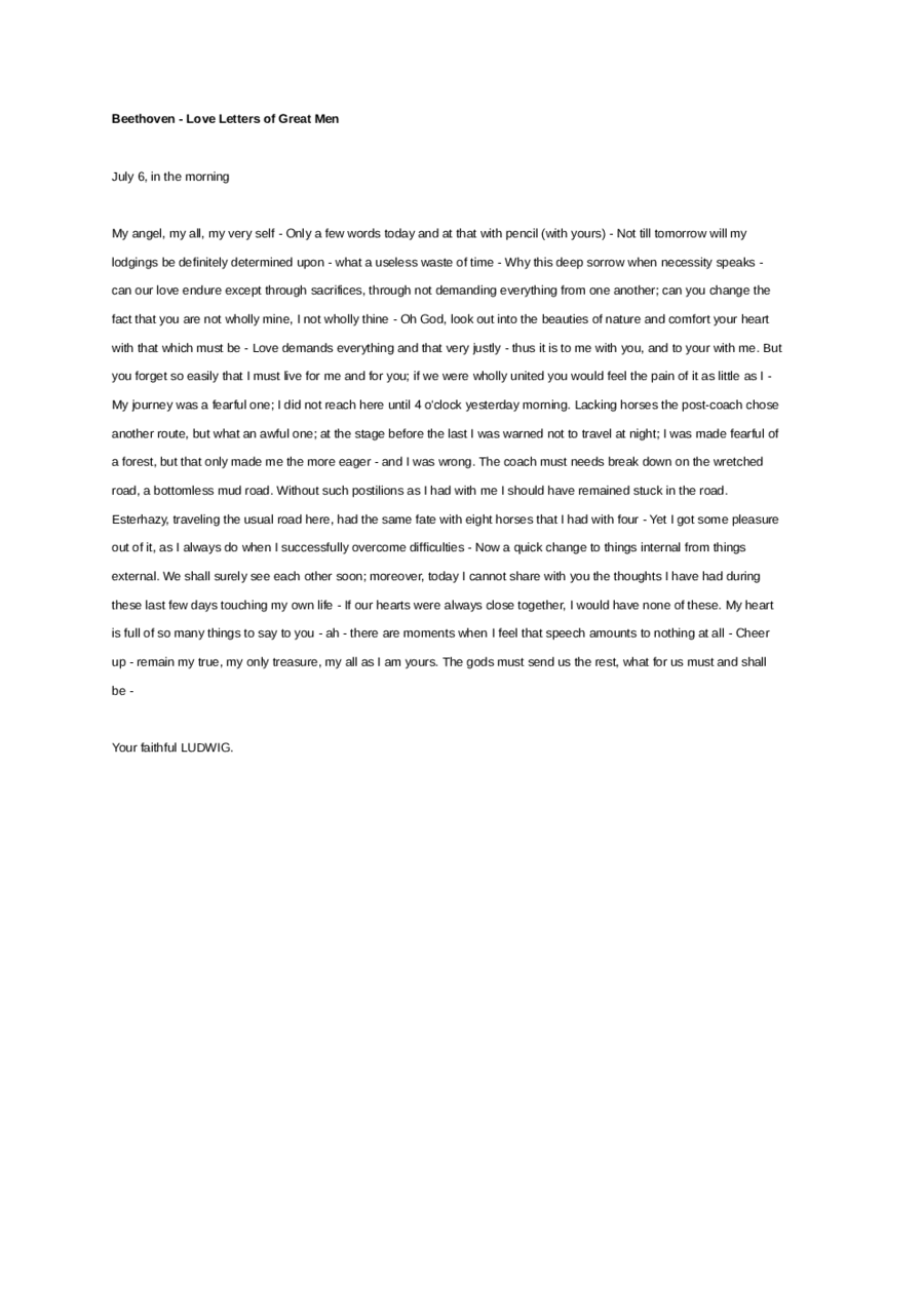 Break Letter Husband Love From Template How Write For Him Reading