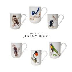 Jeremy Boot Birds Of Australia Mug Collection Express Delivery 100 Loucos