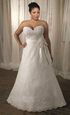 Wedding Dresses For Bust Large