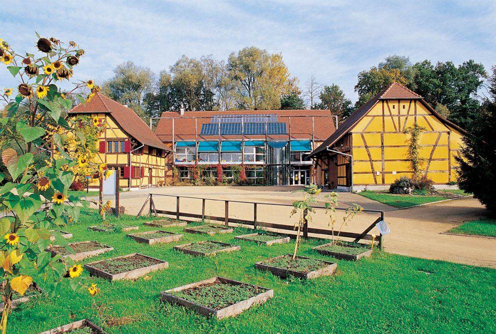 Maison De La Nature Du Sundgau Altenach Visit Alsace Alsace Maison Alsace Tourisme