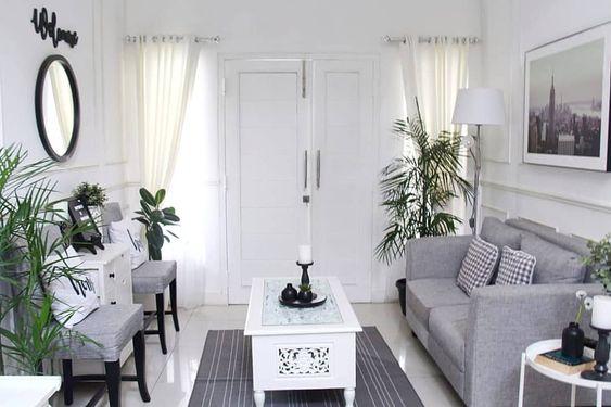 15 Desain Ruang Tamu Mewah Minimalis Dengan Gambar Ruang Tamu Rumah Ruang Keluarga Mewah Ide Ruang Keluarga