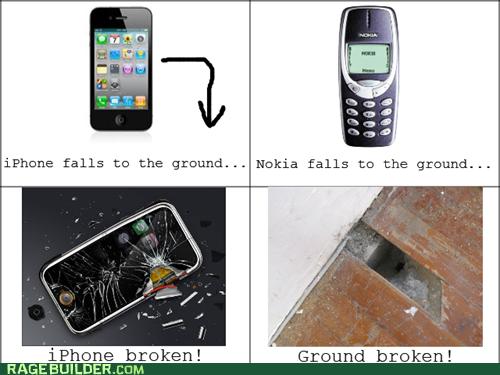The Nokia Brick will not be killed! Nokia meme, Iphone