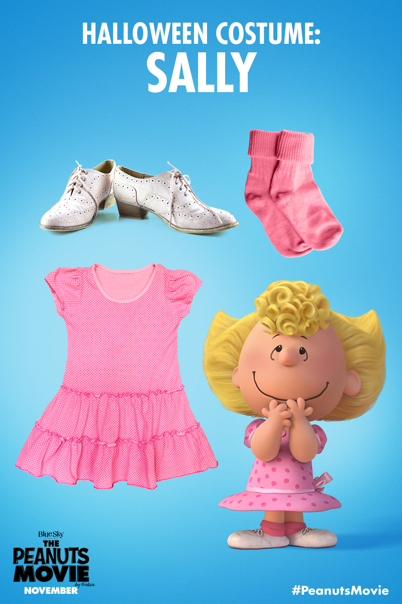 Think pink. Who is going as Sally this Halloween? | Halloween ...