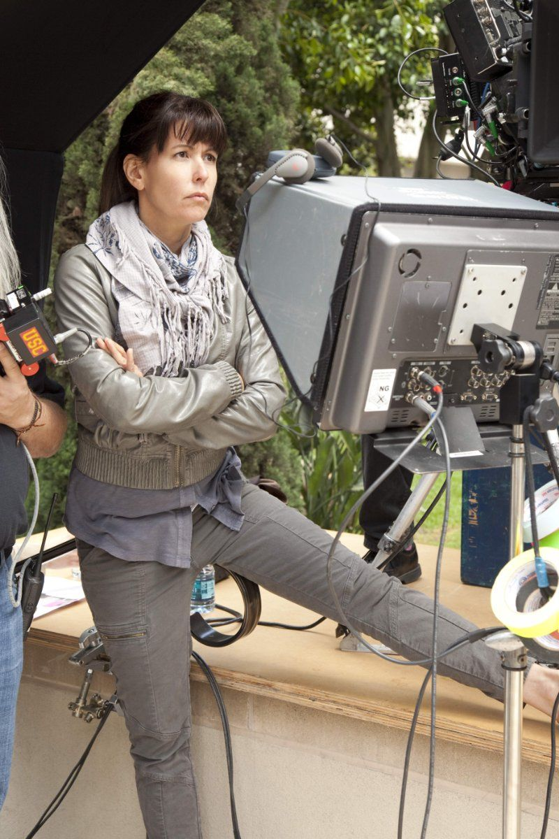 Patty Jenkins (Monster, pilots of The Killing, Betrayal) #Hollywomen #Directors #Featurs #TV