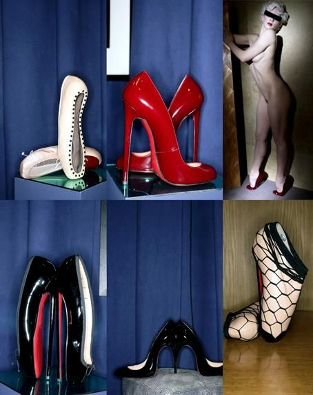Фетиш в кроссовках — 11