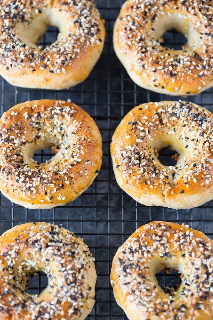 Photo of Paleo Everything Bagels {Grain-Free & Gluten Free} | Simple Healthy Kitchen