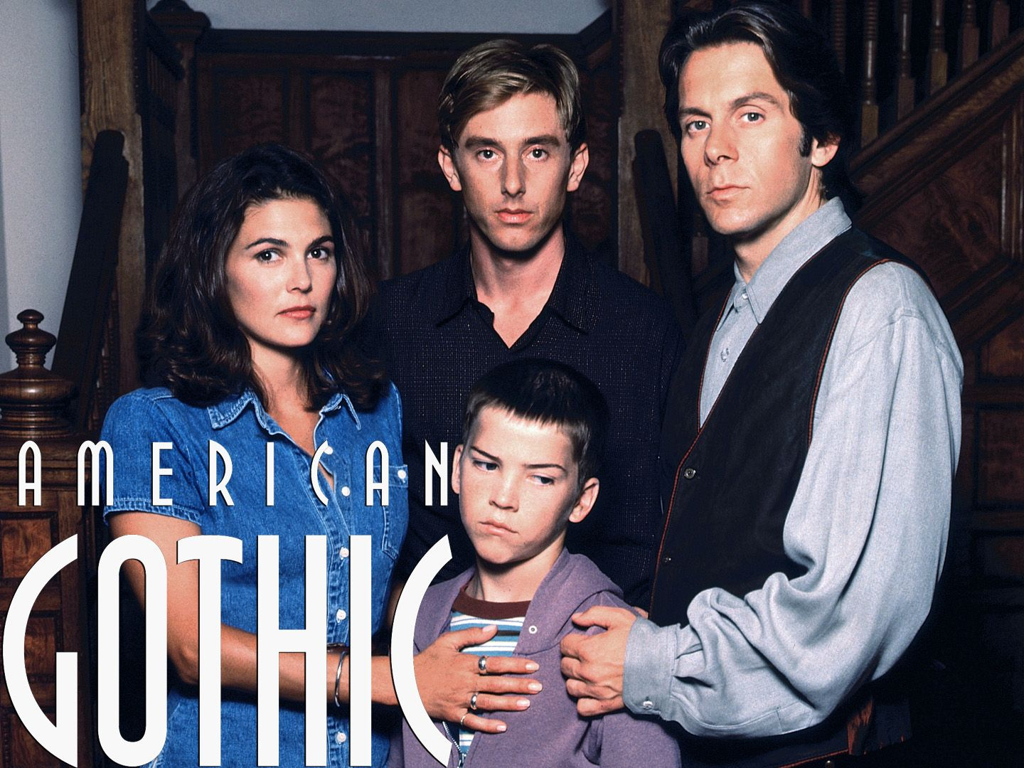 Image result for american gothic tv show 1997 T shirt gary cole lucas black