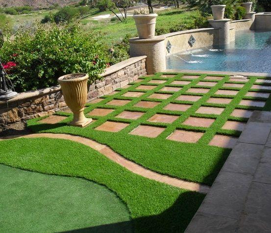 Easy To Installing Artificial Grass For Garden