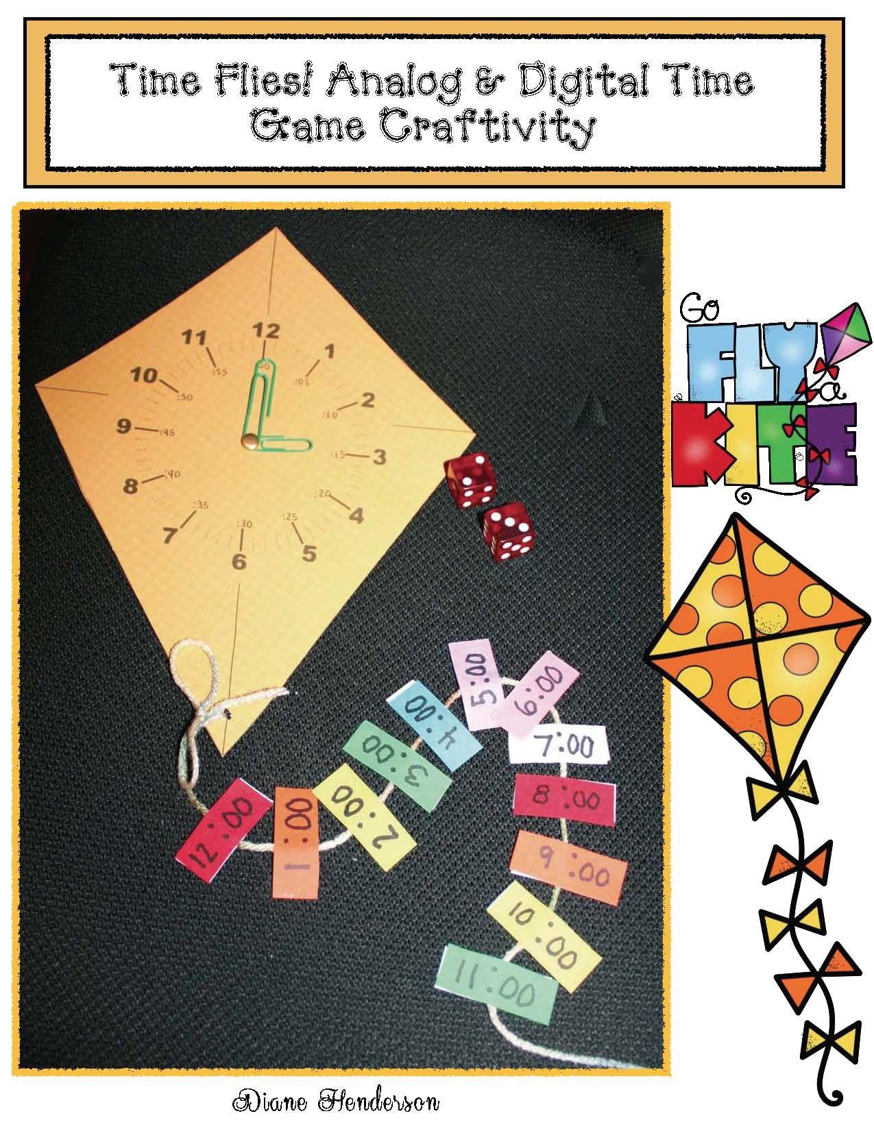 Kite Themed Activities