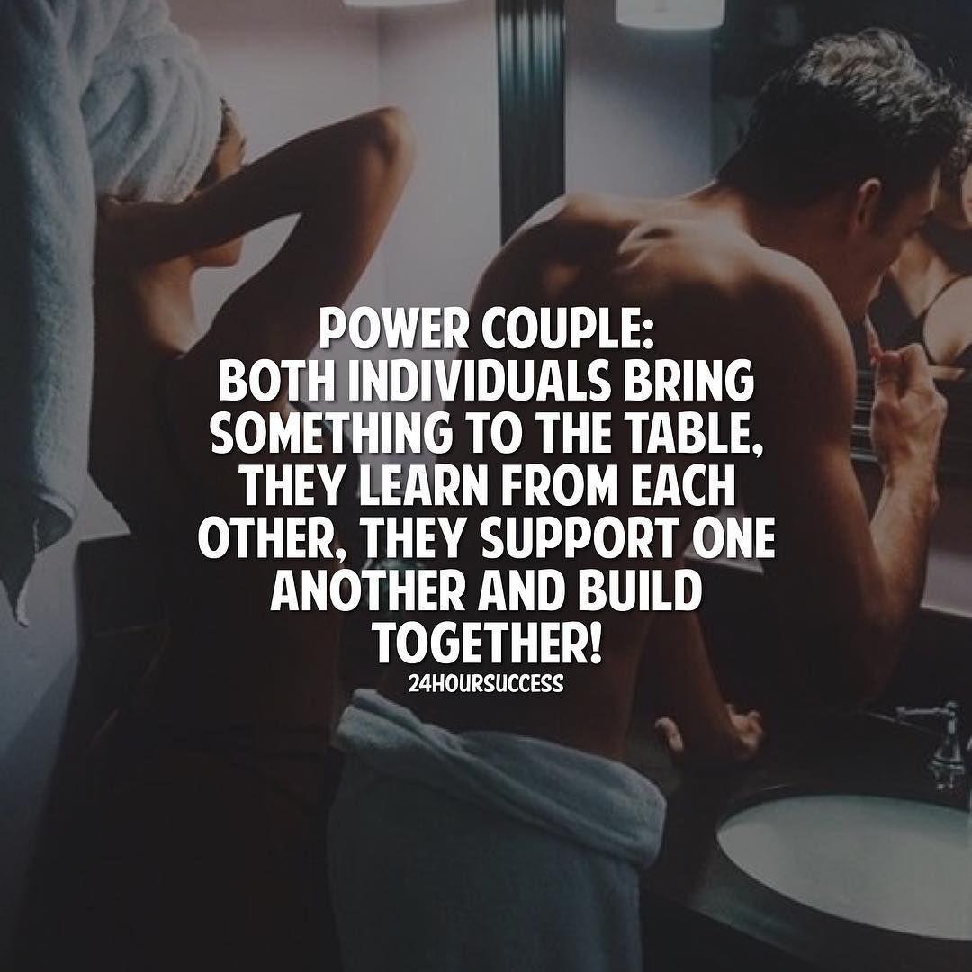 8 591 Me Gusta 193 Comentarios Success All Day Everyday 24hoursuccess En Instagram I Got A Power Couple Quotes Couples Goals Quotes Couple Quotes
