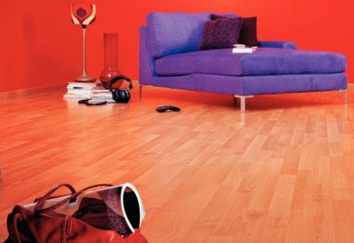 Tp Elegant Cherry 3 Strip Domestic Collection Flooring Laminate Flooring Decor