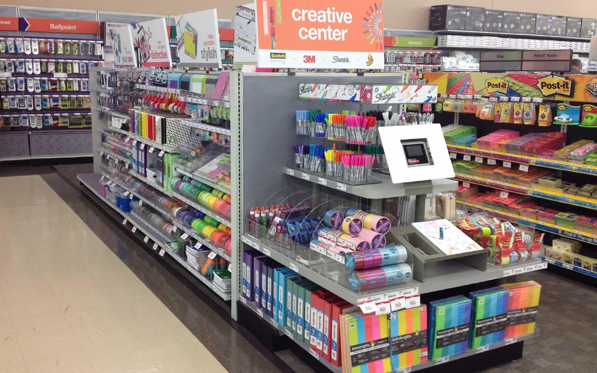 Aisle Marker Store Categories