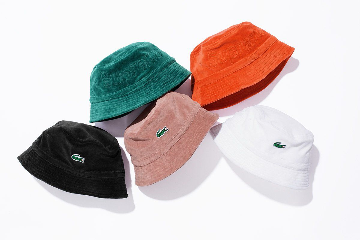 The Latest Supreme x Lacoste Collab Will Make Your  90s Style Dreams ... 982a50fed2